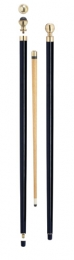 BLACK POOL STICK CANE