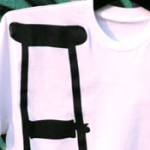 Guy's Signature Crutch Tee